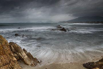 Villaputzu, Sardinië, Italie van Ineke Nientied