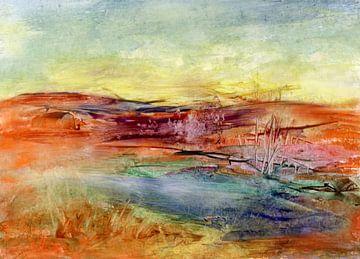 warme tinten van Claudia Gründler