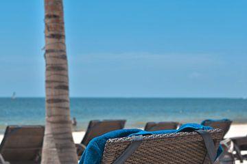 Strandurlaub von Chantal van der Hoeven