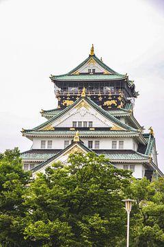 Osaka Kasteel sur Sascha Gorter