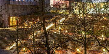Escaliers sur Stefan Havadi-Nagy