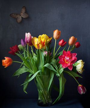 Tulpen Stillleben von