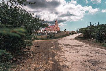 St Willibrodus kerk Curaçao van Marjon Boerman