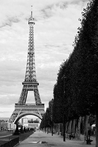 Eiffeltoren von Teuniëlle van Slooten