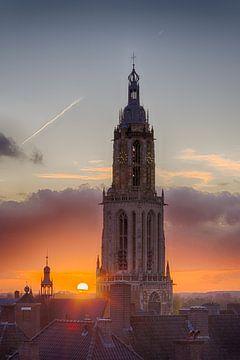 Das Ende des Tages von Max ter Burg Fotografie