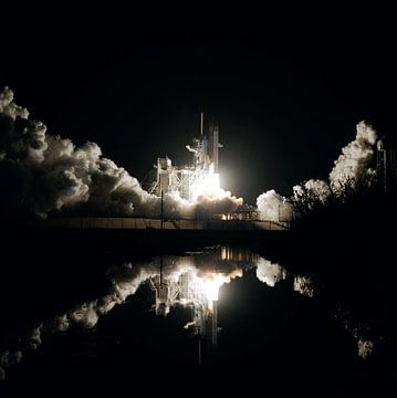 Kennedy Space Center von Moondancer .