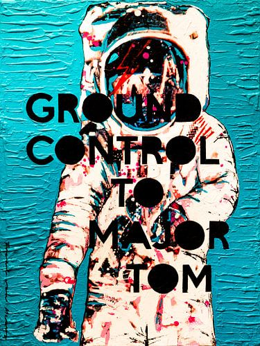 Ground Control to Major Tom