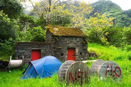 Huis en tent in Madeira