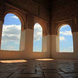 The Four Dali Windows van Cornelis (Cees) Cornelissen