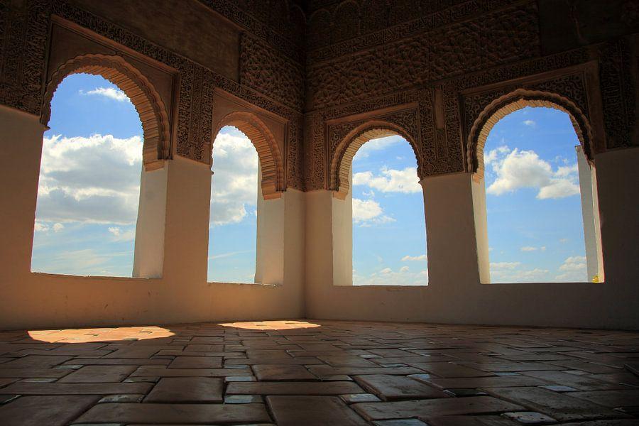 The Four Dali Windows