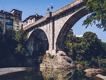 Cividale del Friuli – Ponte del Diavolo von Alexander Voss