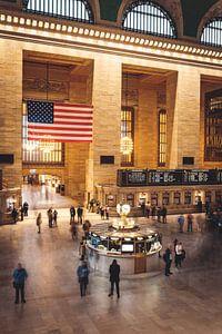 Grand Central Station van Niels Keekstra