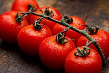 Tomaten van Mister Moret Photography