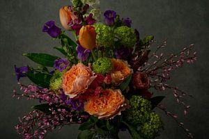 Flowers van Rika Conradi