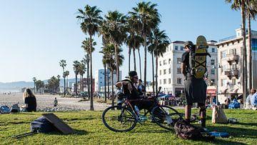 Life in LA van Bjorn van der Wee