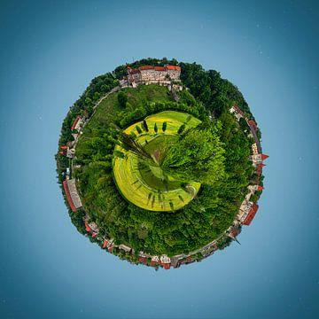 Little Planet Burghausen I von altmodern