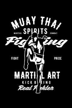 Muay Thai van Felix Brönnimann