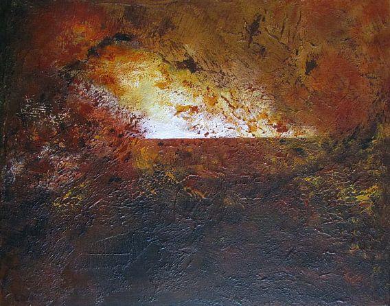 Morning Glory van Linda Dammann