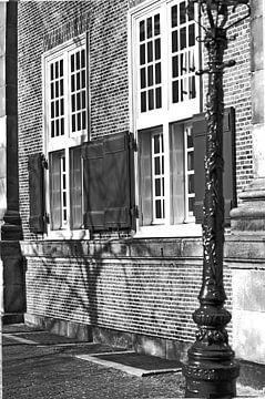 Kanalhaus in Leiden von Marion Hesseling