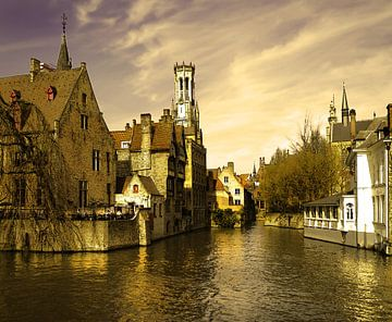 Brugge | Bruges van Fons Bitter