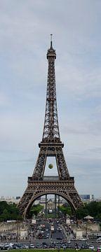 Panorama  Eiffeltoren sur Sean Vos