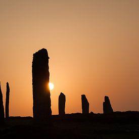 L'Écosse et ses Highland sur toile, Xpozer, Aluminium ou poster et photo à encadrer