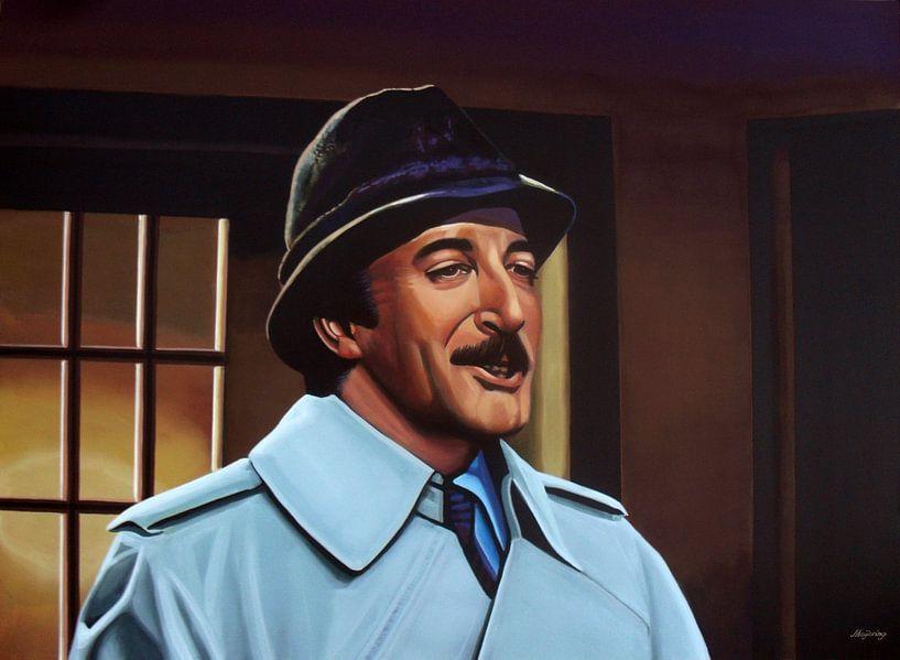 Peter Sellers as Inspector Clouseau von Paul Meijering