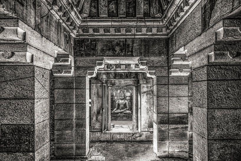 Oosterse tempel van Affect Fotografie