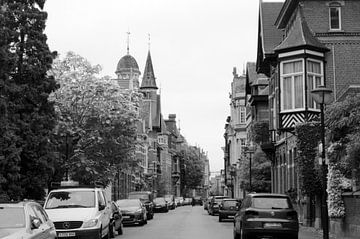 Antwerpen Cogels-Ocylei van Diana Stijger