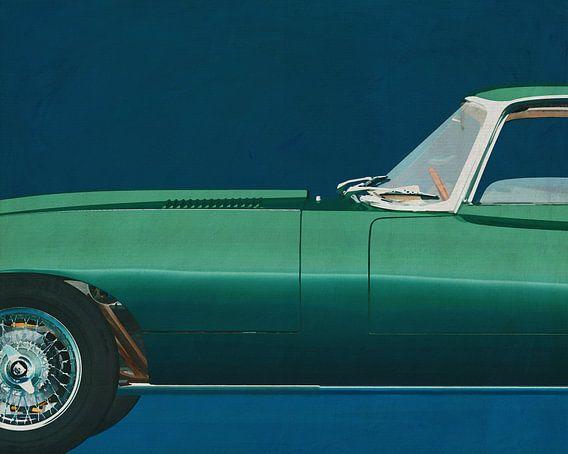 Jaguar E-Type 1960