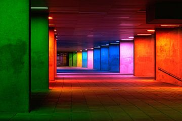 Perspectief in kleuren van André Scherpenberg