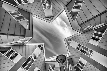 Kubus-Häuser Rotterdam von Leon Okkenburg