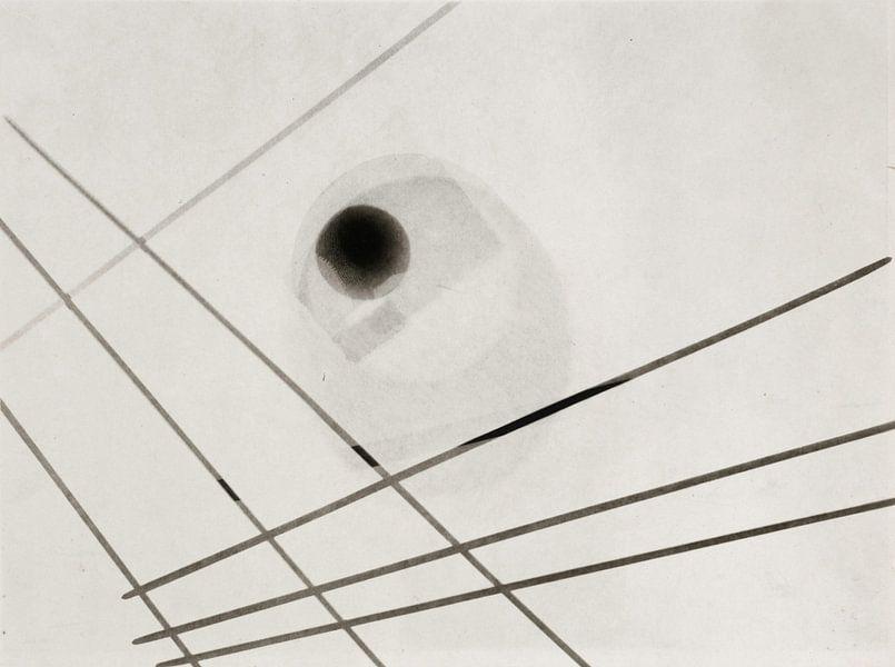 Bauhaus, László Moholy-Nagy, zonder titel - 1925 van Atelier Liesjes