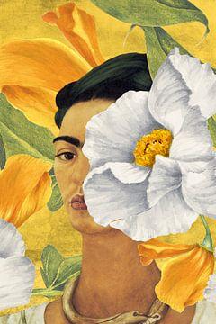 Frida - in Yellow Garden