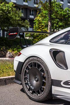 Porsche 911 GT2 RS Manthey Racing van Bas Fransen