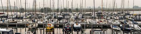 Harbour of Lithoijen, The Netherlands