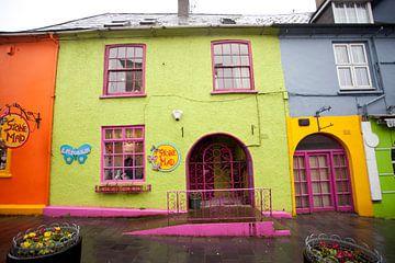 Kinsale veelkleurig huis van Kees van Dun