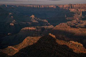 De Canyon van schaduwen