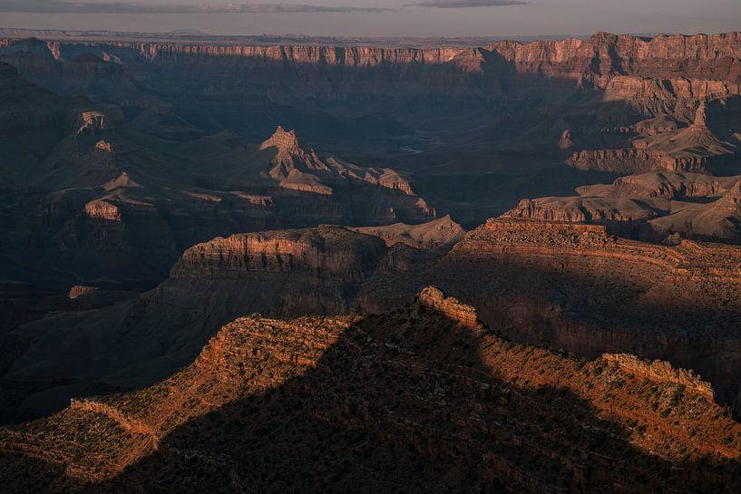 De Canyon van schaduwen van Joris Pannemans - Loris Photography