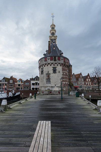 Het oude Centrum van Hoorn van Paul Tolen