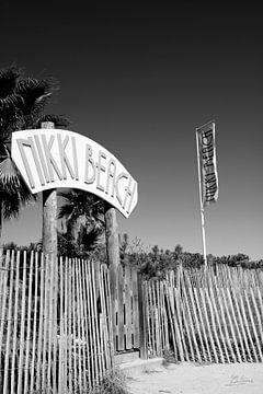 Nikki Beach Pampelonne sur Tom Vandenhende