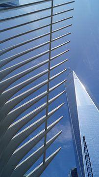 World Trade Center Transportation Hub van ticus media
