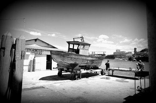 Anse du Pharo van