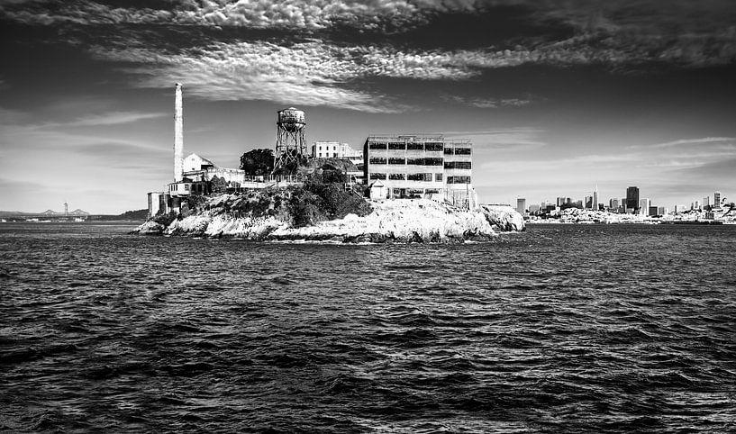 Alcatraz - San Francisco van Ricardo Bouman | Fotografie
