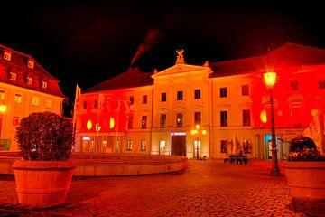 Theater aan de Bismarckplatz Regensburg van Roith Fotografie