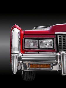 Voiture classique américaine  1976  Eldorado  Convertible sur Beate Gube