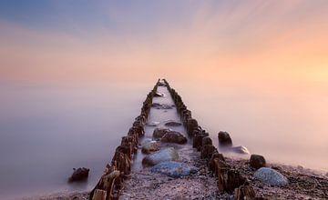 Unendliche Meereslandschaft von Dennisart Fotografie