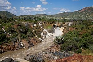 Epupa watervallen