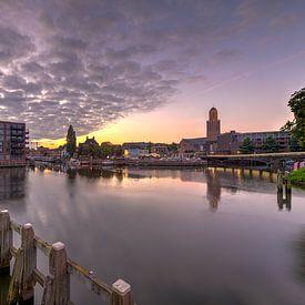 Paysage urbain de Zwolle sur Fotografie Ronald