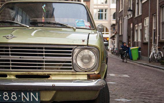 Opel Kadett van Livay Consemulder
